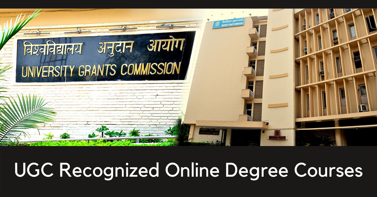 Universities Launching UGC Recognized Online Degree Courses